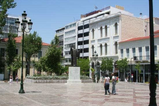 Athens Cypria Hotel: Syntagma square 2