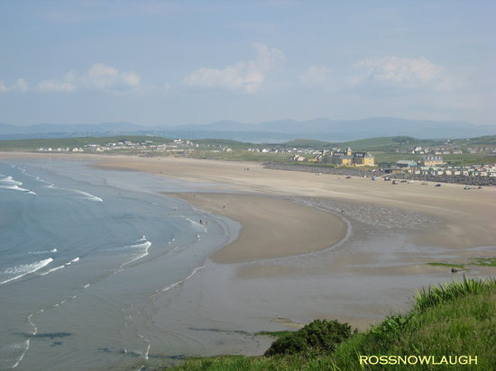 Donegal (amt), Irland: Rossnowlaugh