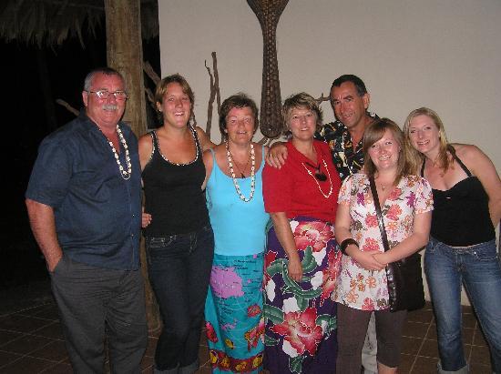 Mango Bay Resort Fiji: new friends