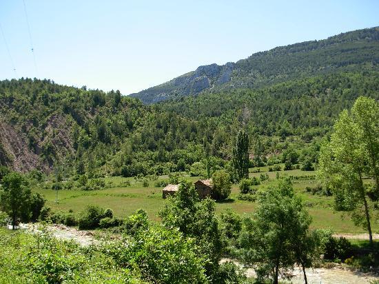 Hotel La Posada de Villalangua: el entorno