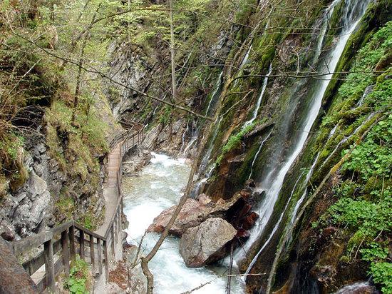 Berchtesgaden, Germany: Wimbachklamm