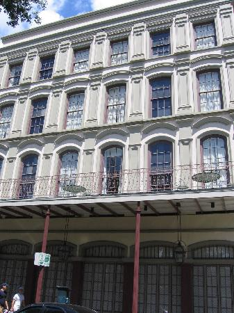 great location review of hotel provincial new orleans