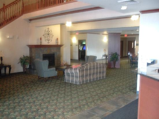Comfort Inn & Suites Madison North: Lobby
