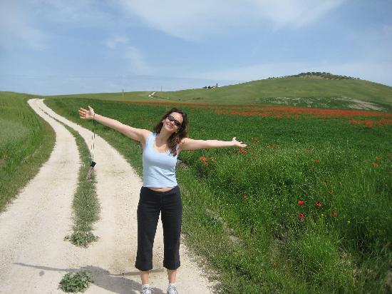 I Casali dell'Osteria: la passeggiata tra i campi