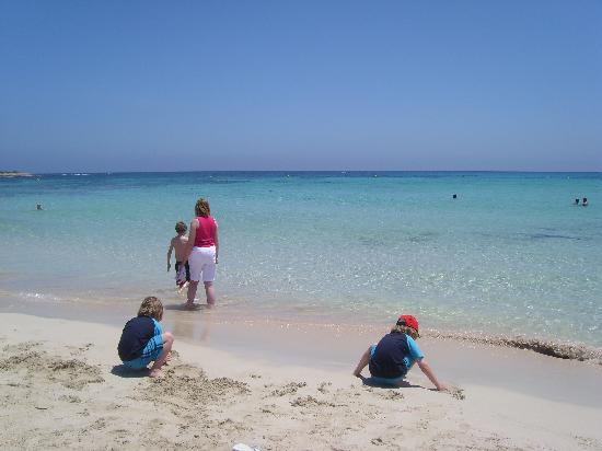 Insotel Punta Prima Resort & Spa: Punta Prima Beach