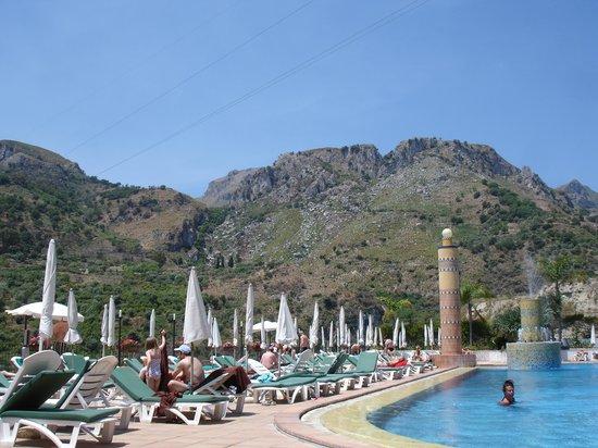 Olimpo pool - Picture of Le Terrazze, Letojanni - TripAdvisor