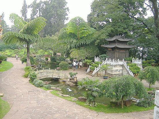 Kunming Golden Temple