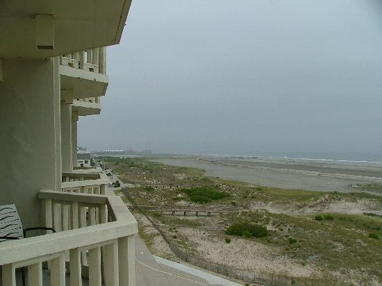 Port Royal Hotel : View from Living Area Balcony