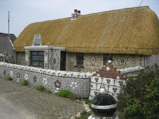 sea shell house cullenstown strand picture of wexford county