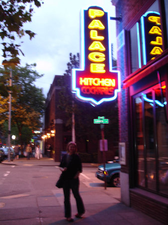 Palace Kitchen Restaurant Seattle