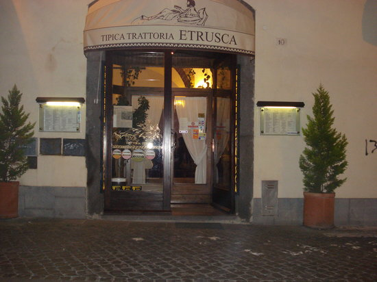 Tipica trattoria etrusca orvieto restaurant reviews phone number photos tripadvisor for Hotels in orvieto with swimming pool