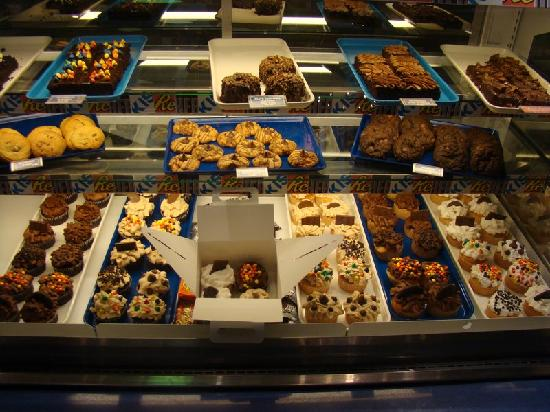 Hershey Park Chocolate World Food Court