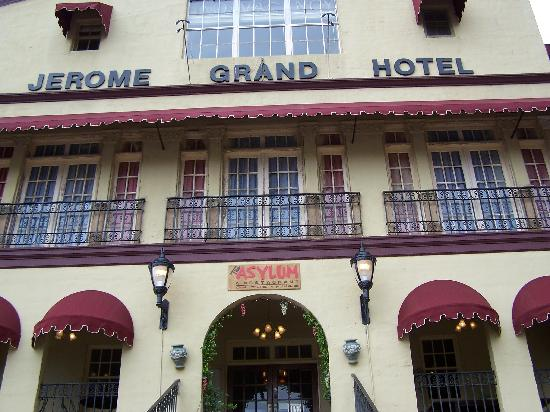 The Asylum Restaurant Jerome Grand Hotel Picture Of The