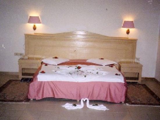 Zodiac: lit de la suite