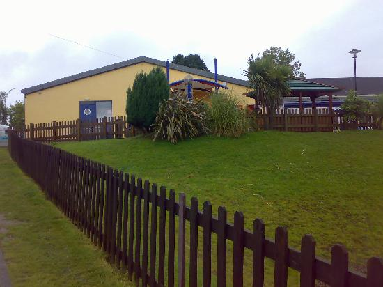 The Park Picture Of Parkdean Looe Bay Holiday Park Looe Tripadvisor