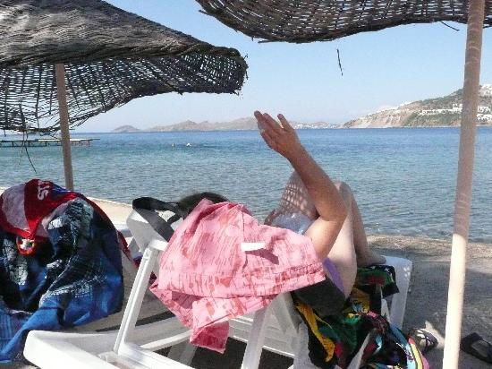 Bal Beach Hotel: by the sea