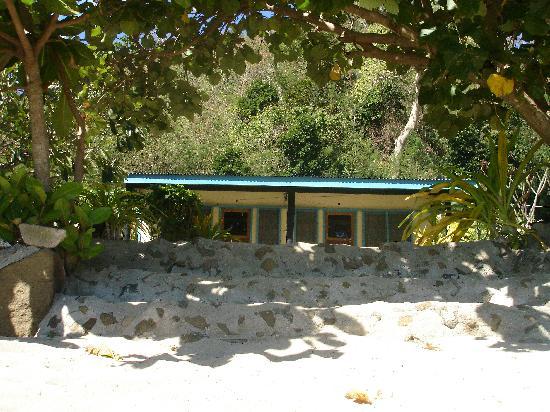 Coconut Bay Resort: The double bure (semi-detached)