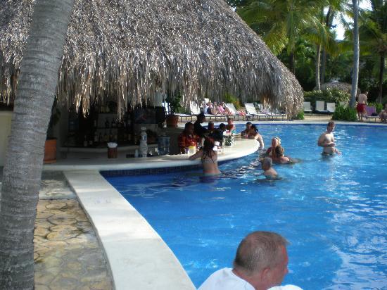 Paradisus Punta Cana Resort: Pool Bar