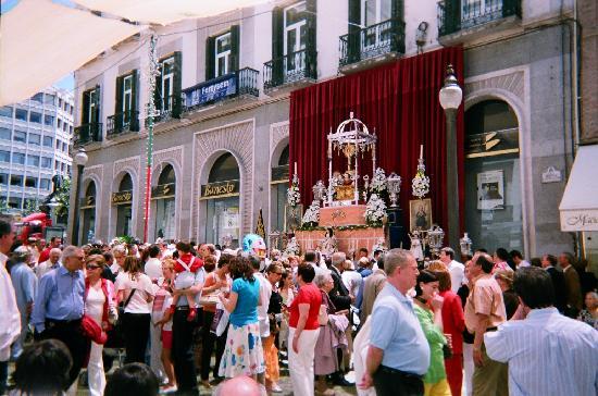 Corona De Granada Hotel Spain