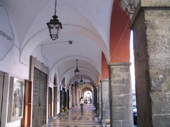 Chiavari, İtalya: feb/08