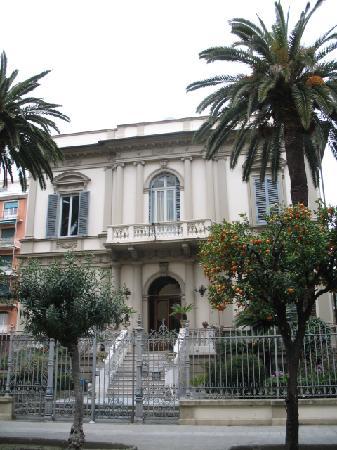 Chiavari, Italien: feb/08