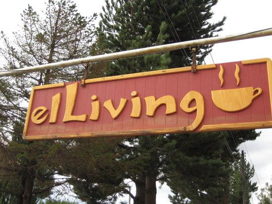 El Living, exterior