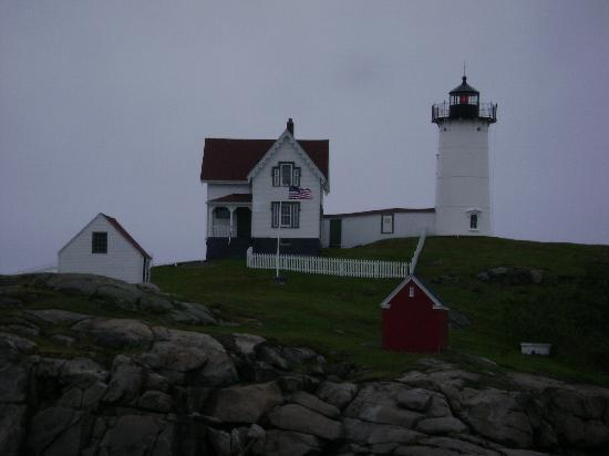 Cape Neddick Nubble Lighthouse: The Nubble
