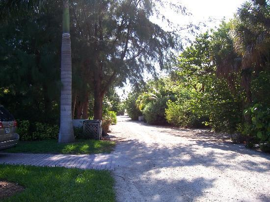 Captiva Island, FL: distance to beach