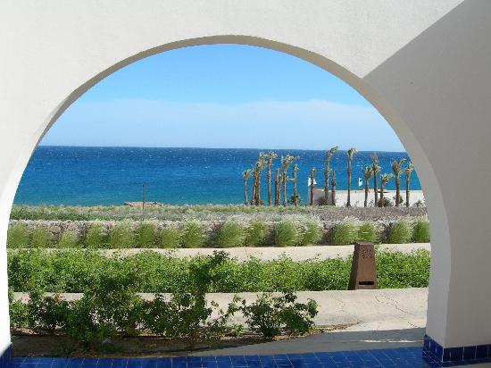 فندق لي ميريديان ذهب: View from our room