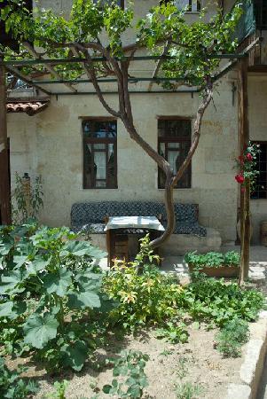 Heaven Cave House : garden
