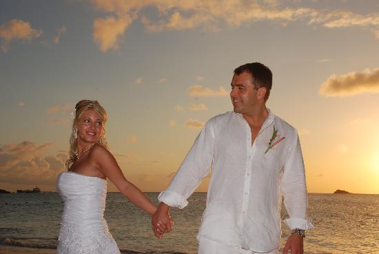 Sandals Grande Antigua Resort & Spa : mariage