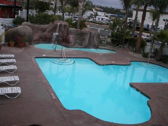 Quality Inn Pismo Beach: the pool 2