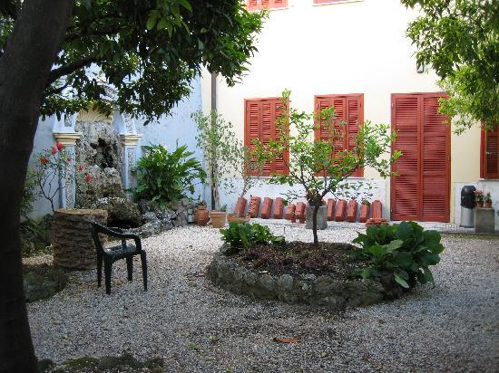 Casa Il Rosario: Garden