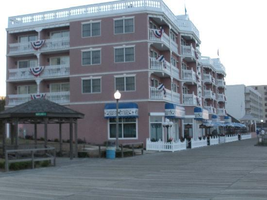 Boardwalk Plaza Hotel  Olive Avenue Rehoboth Beach De