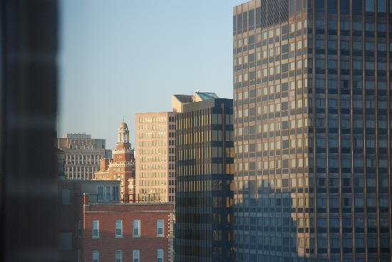 New Haven Hotel: View from room 717 dos