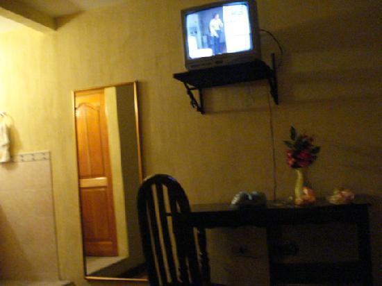 Hotel Real Virginia: No tome muchas fotos de la habitacion sin mi