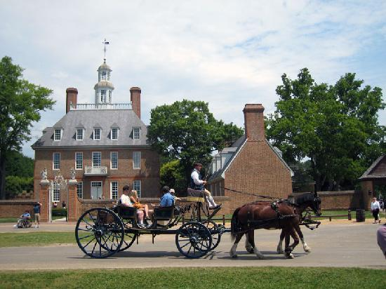 Holiday Inn Hotel & Suites, Williamsburg-Historic Gateway: Governor's Palace