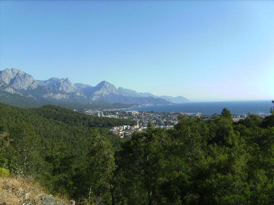 Kemer, Turquía: Wiew from the montain