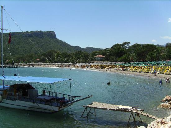 Kemer, Turquía: The beach
