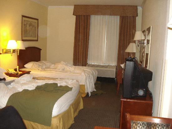 Holiday Inn Express Hotel & Suites Tucson Mall: bedroom