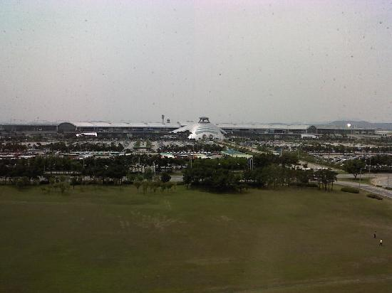Grand Hyatt Incheon: view