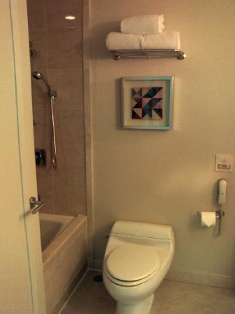 Grand Hyatt Incheon : washroom