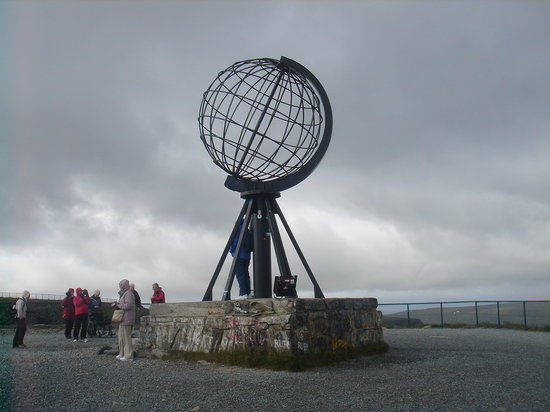 Northern Norway, นอร์เวย์: North Cape