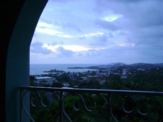 كارينجتونز إن: The view from our suite