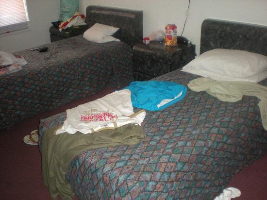 Tropics Hotel & Hostel: chambre pour 2 personnes tres bien