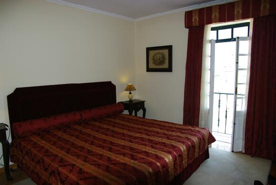 Hotel Real D'Obidos: room view