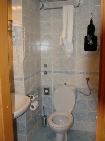 Neptun Hotel: bathroom