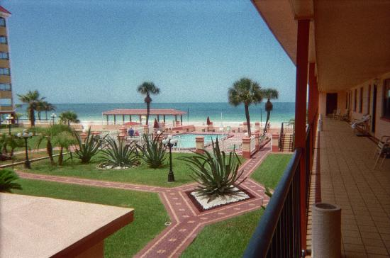 Sails Resort and Apartment Motel: View from our room