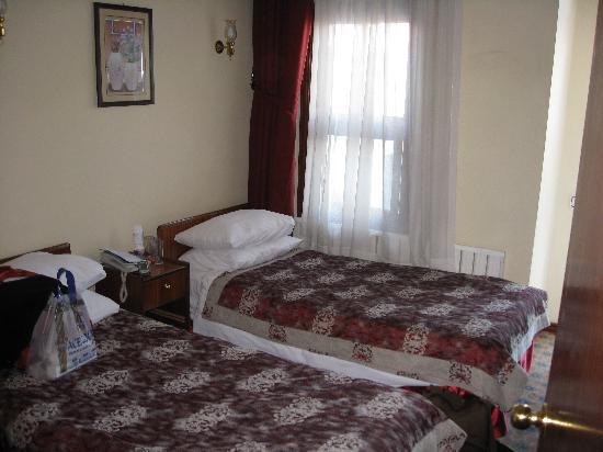 Historia Hotel: Standard Room