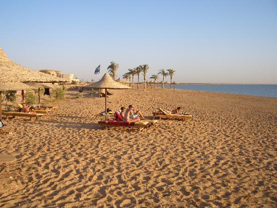 Ras Sudr, Egypt: The beach